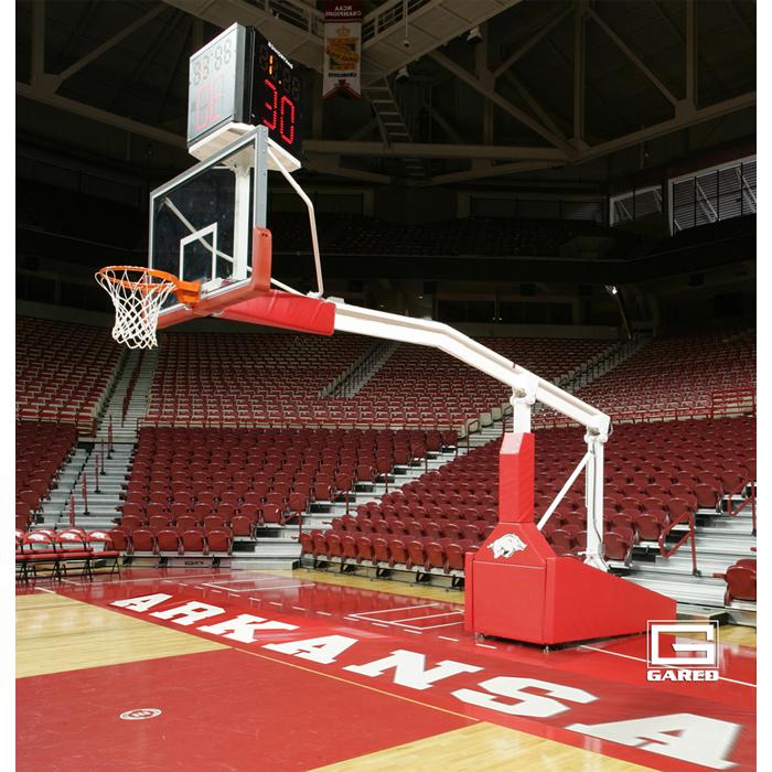 334421bc45c Gared Pro S Portable Basketball Goal