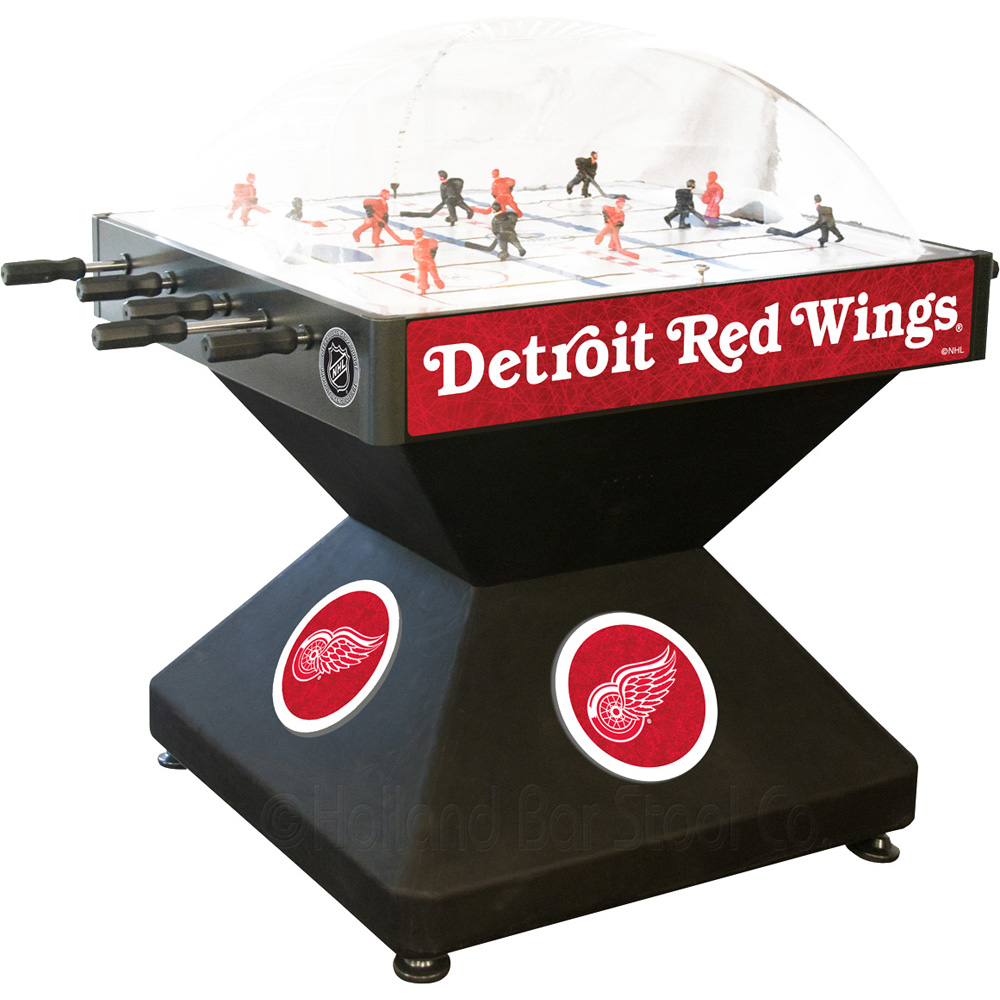24aafb3ecb5 Detroit Red Wings Dome Hockey Table