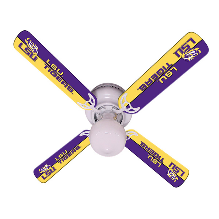 Lsu tigers ceiling fan mozeypictures Image collections
