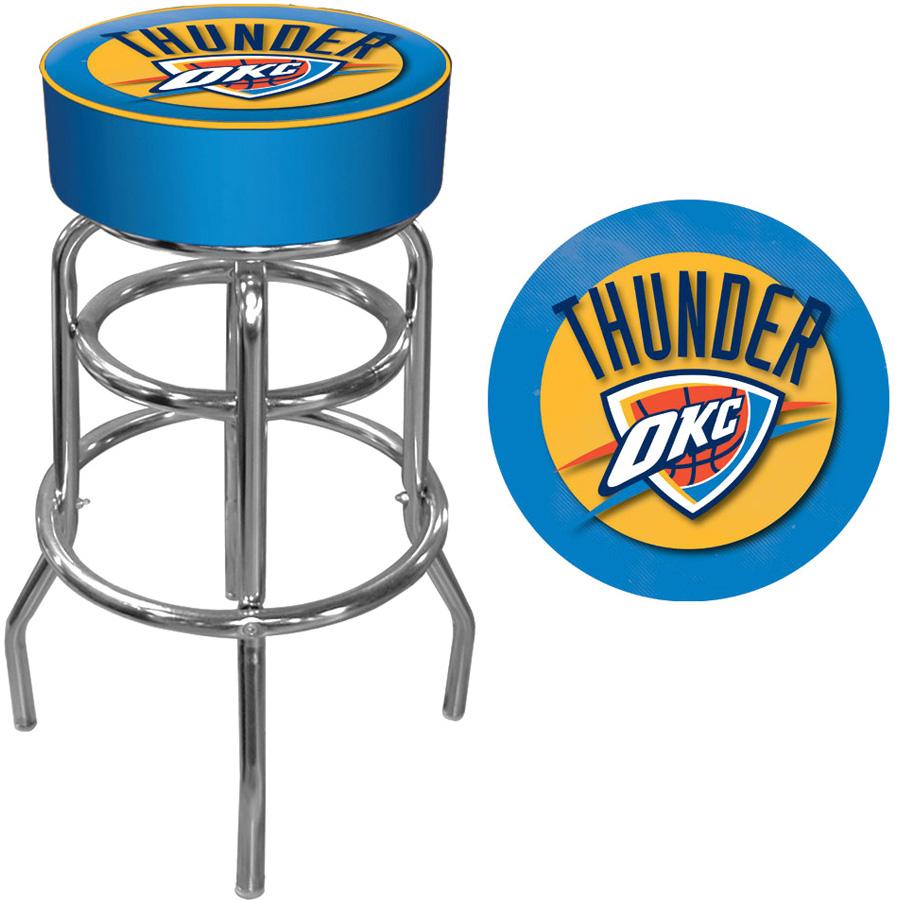 Oklahoma City Thunder Bar Stool