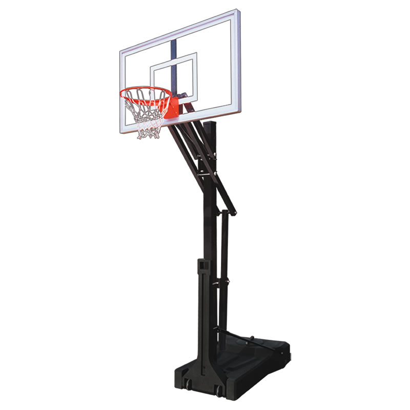 First Team OmniSlam Nitro Portable Basketball Hoop 08a4eb6394