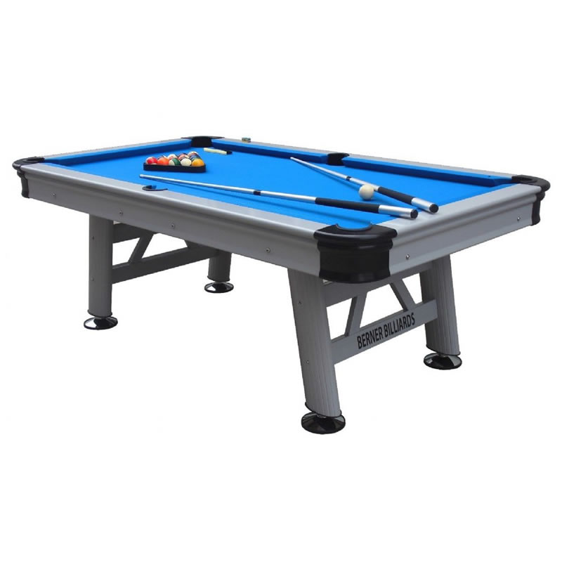 Berner Orlando 8ft Outdoor Pool Table