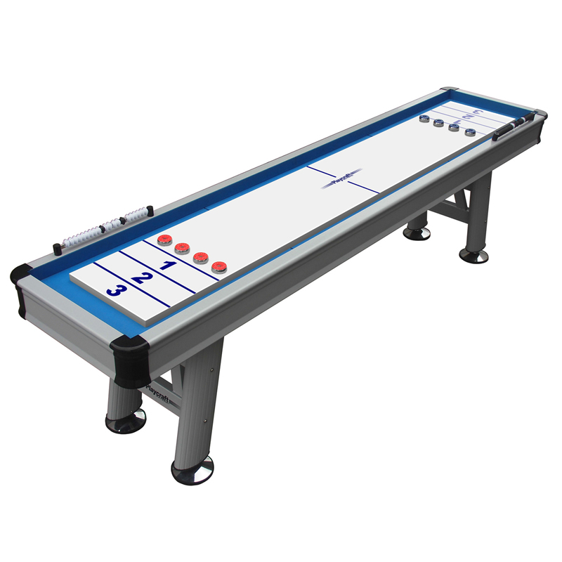Playcraft Extera 9 Ft Outdoor Shuffleboard Table